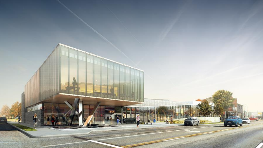 Library Kicks Off Construction Of Its New Northside Branch