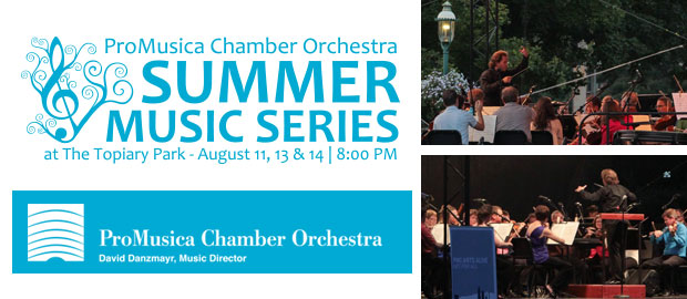 Promusica Summer Music Series