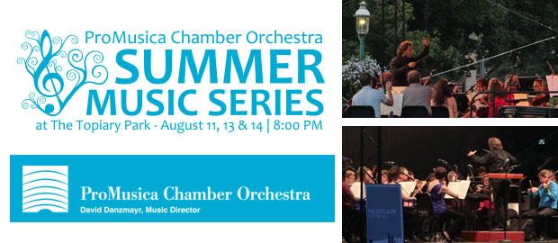 Promusica Summer Music Series