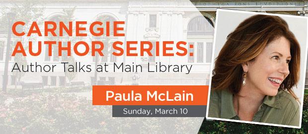 Paula McLain Author Talk
