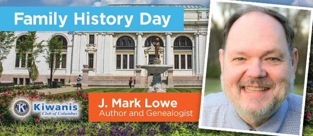Family History Day at Columbus Metropolitan Library 2018