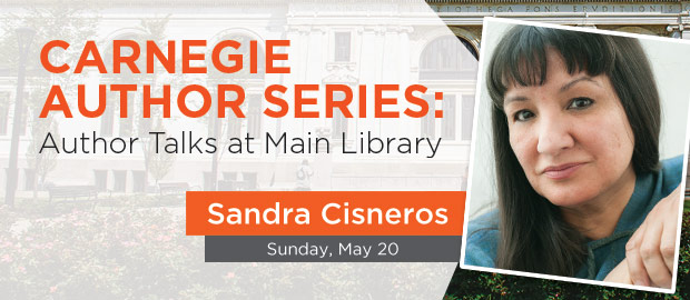 Sandra Cisneros Author Talk