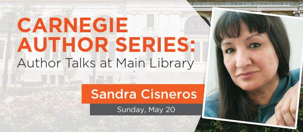 Sandra Cisneros Author Talk