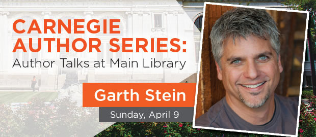 Garth Stein Author Talk at Columbus Metropolitan Library