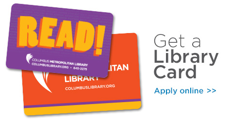 Get Library Card