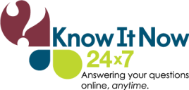 Know it Know 24/7 Logo