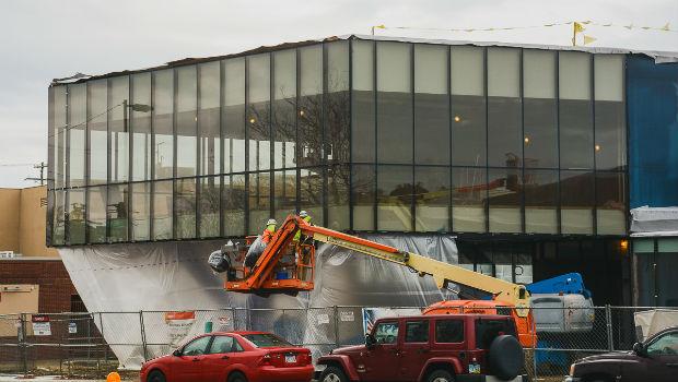 Northside progress Jan. 2017-2