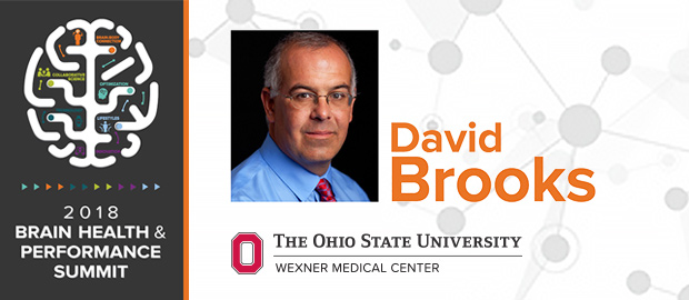 David Brooks Author
