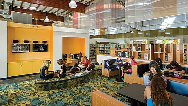 Scotts Valley Branch Library