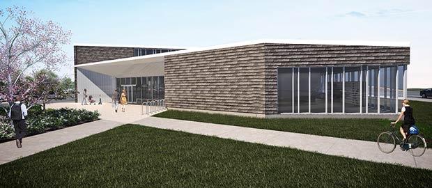 Shepard Branch Columbus Metropolitan Library Opening