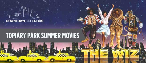Topiary Park Summer Movies - The Wiz