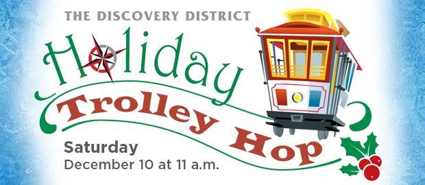 Trolley Hop 2016 Columbus Metropolitan Library