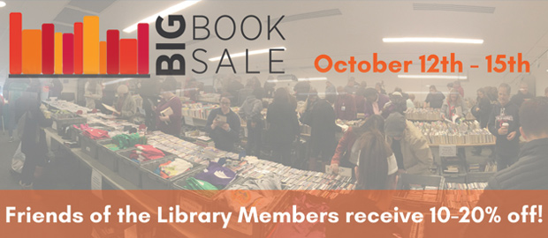 Big Book Sale 2017