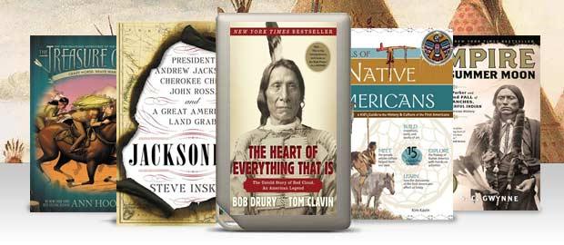 Native American Heritage eBooks