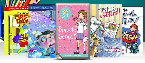 Back to School eBooks