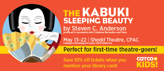CATCO's Kabuki Sleeping Beauty