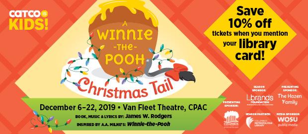 CATCO's Winnie the Pooh