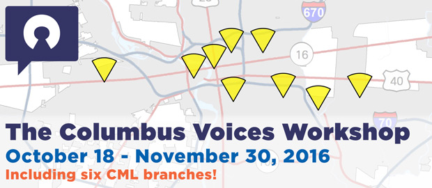 Columbus Voices at Columbus Metropolitan Library