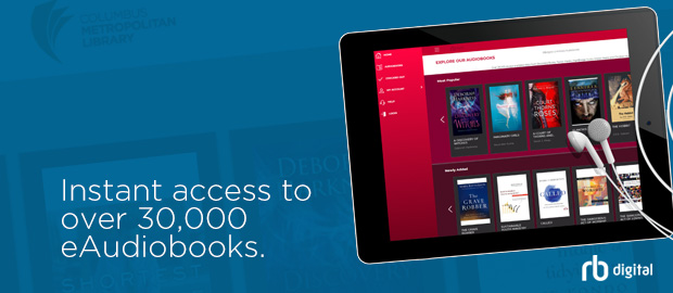 Instant Access to over 30,000 eAudiobooks