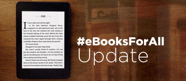 eBooks for All Update