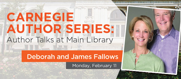 Deborah and James Fallows Author Talk