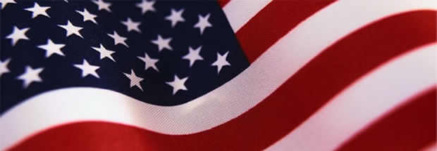 Image of an american flag