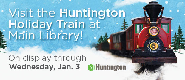 Huntington Holiday Train 2017