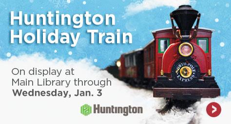 Huntington Holiday Train