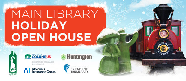 Main Library Holiday Open House