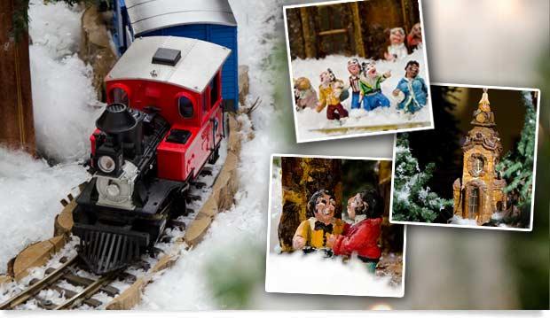 Huntington Train: featured Image