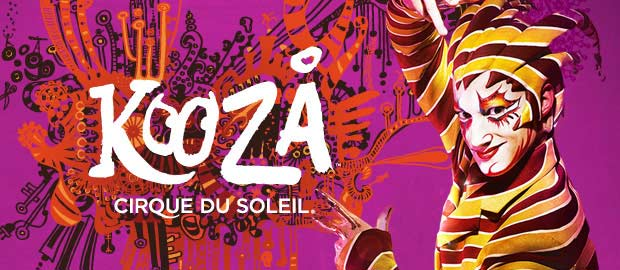 Cirque du Soleil is coming back to Columbus, with its big top show: KOOZA!