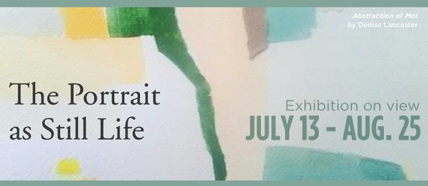 Portrait as Still Life Art Gallery