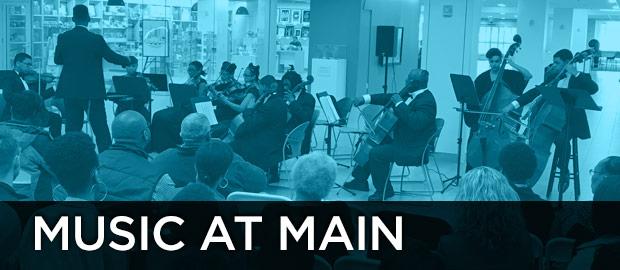 Music at Main Library