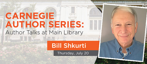 Bill Shkurti Author Talk at Columbus Metropolitan Library