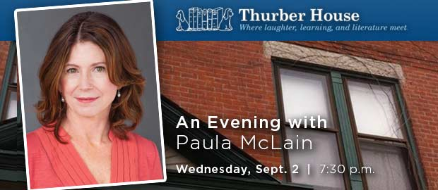 Thurber House Evening with Author Paula McLain
