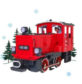 Huntington Train: Small Image