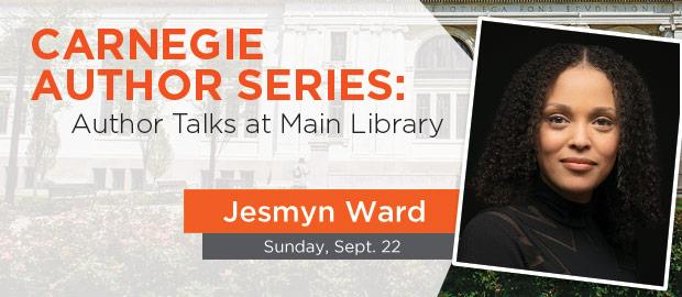 Jesmyn Ward Author Talk