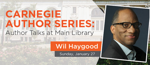 Wil Haygood Author Talk